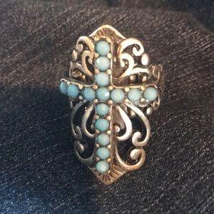 Jewelry - Cross ring